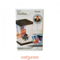 KIT PECERA BETTERA MARINA TOWER 1.25 LTS