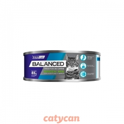 VITALCAN BALANCED GATO GREEN MIX 85 GRS LATA WET