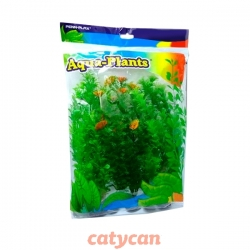 PLANTAS DECORATIVAS AQUA PLANTS 30 CM PACK 6 UNID