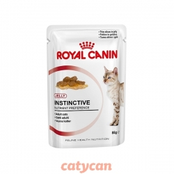 ROYAL CANIN INSTINCTIVE 12 IN JELLY X 85 GRS