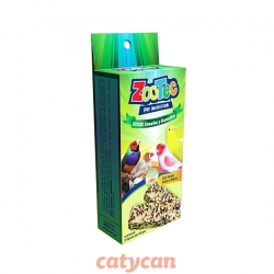 STICKS CANARIO Y DIAMANTE CEREAL X 2 UNID -ZOOTEC-