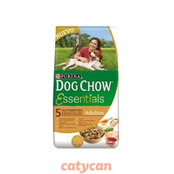 DOG CHOW ADULTO ESSENTIALS X 2.7 KG