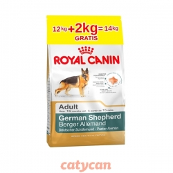 ROYAL CANIN OVEJERO 24 ADULT X 12 + 2 KG