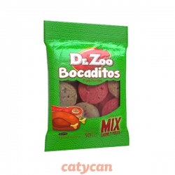 DR. ZOO BOCADITOS MIX X 50 GRS
