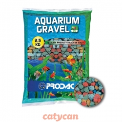 PRODAC QUARZO ASSORTITO 2-3 MM  2.5 KG