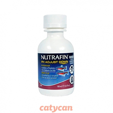 NUTRAFIN PH ADJUST DOWN DISMINUYE EL PH 100 ML