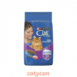 CAT CHOW PESO SALUDABLE X 500 GRS