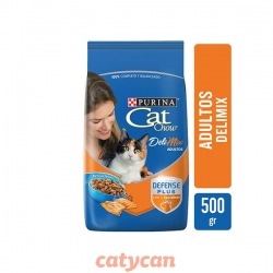 CAT CHOW ADULTOS DELI MIX X 500 GR (12)