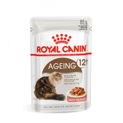 ROYAL CANIN AGEING +12 X 85 GRS