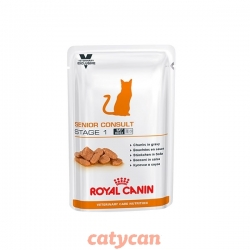 POUCH ROYAL CANIN SENIOR CONSULT STAGE 1 100 GRS