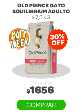 Old prince gato 30% off